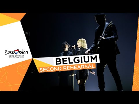 Hooverphonic - The Wrong Place - Second Rehearsal - Belgium ?? - Eurovision 2021