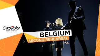 Hooverphonic - The Wrong Place - Second Rehearsal - Belgium 🇧🇪 - Eurovision 2021