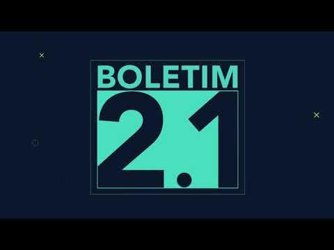 BOLETIM #2.1 -MIN. DA SAÚDE AUTORIZA VACINAÇÃO PARA PESSOAS ABAIXO DE 60 ANOS- 31.05.2021