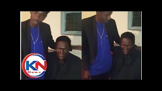 Eric Omondi's brother dies hours after finding him