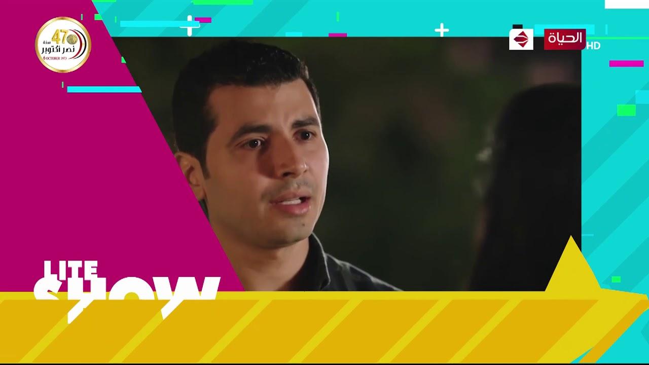 lite show - الفنان محمد أنور يكشف سبب نجاحه في تجربته الفنية وسبب تركيزه في الدراما بعيدا عن السينما