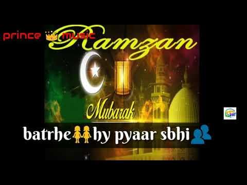 Ramdan spical status Ramzan status spical Prince Music status new status 2018