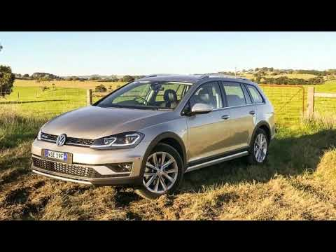 2018 Volkswagen Golf Alltrack 135TDI Full Review