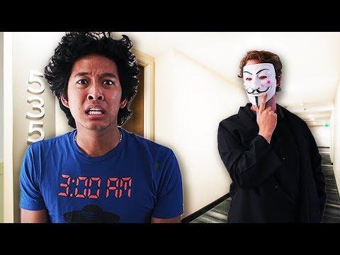 Hacker Broke Into My House!!!