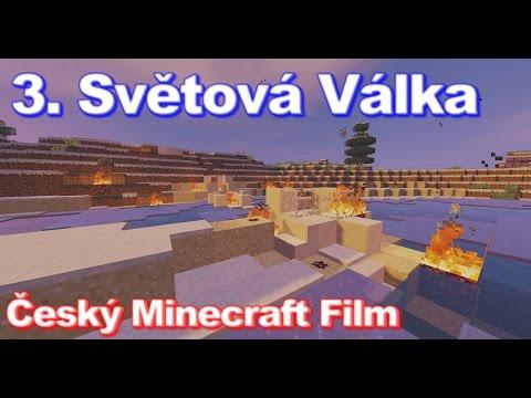 [S-M] 3. Světová Válka | Český Minecraft Film [CZ/HD]