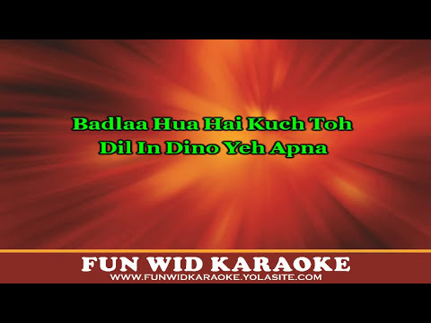 Love Mashup Karaoke | Soul Version - Volume 2 | Fun Wid Karaoke | DJ Lolly
