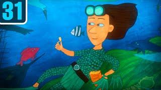Волшебный фонарь. Ихтиандр или человек-рыба. Новая серия 31 - классическая литература для детей