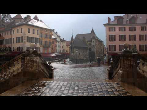 Annecy tourism city tour , April 2016
