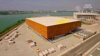 Дрон снял на видео олимпийские объекты Рио (новости)(http://ntdtv.ru/ Дрон снял на видео олимпийские объекты Рио. Вот так выглядят спортивные объекты летней Олимпиады..., 2016-02-19T12:56:59.000Z)