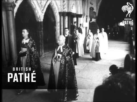 Order Of The Bath Ceremony (1960)