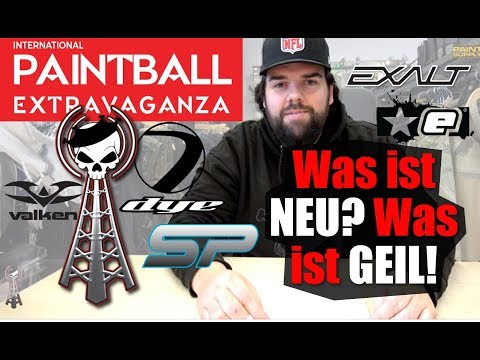 Was gibts Neues!? Paintball EXTRAVAGANZA Special splashSHOW