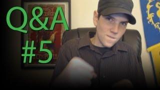 Q&a #5: Schnauzer Cameo