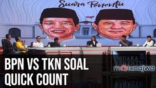 Download Video Suara Penentu: BPN vs TKN Soal Quick Count (Part 5)   Mata Najwa MP3 3GP MP4