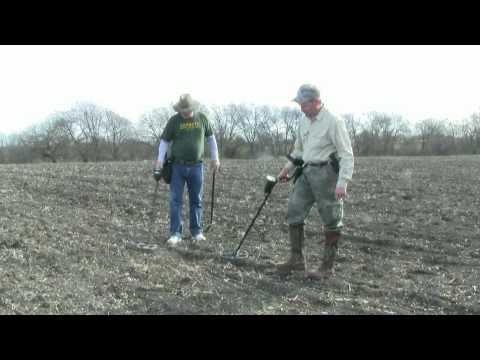 Garrett Metal Detectors AT Pro Basics Part 4 of 7