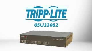 Minicom by Tripp Lite 16-Port KVM Switch 0SU22082