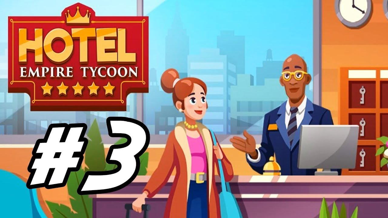 Hotel Empire Tycoon 3 Power Surge Youtube