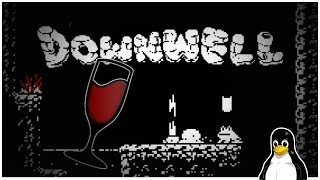 Downwell - Wine Wednesday (Linux)