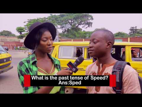 What Is The Past Tense Of Speed?  DelarueTV | Street'ish Mp3