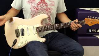 vuclip Back In Black by AC/DC - Guitar Lesson - How To Play - EASY