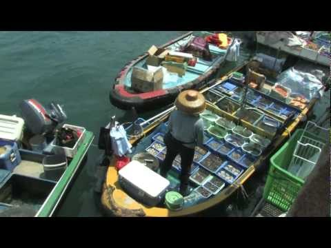 The New Territories Floating Market