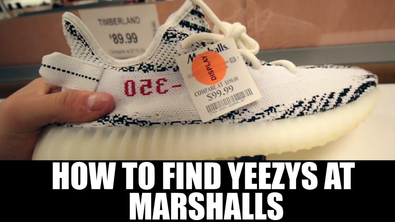 To Marshalls At Youtube Find How Yeezys qMVpSzU