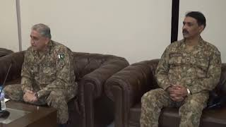 Press Release No 14/2019,Delegation of business community met COAS-12 Jan 2019 (ISPR Official Video)