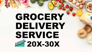 Coronavirus Causing Grocery Delivery Demand | My First Million Podcast
