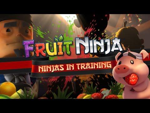 Fruit Ninja Origins | Ninjas in Training!