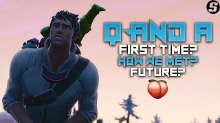 Q And A With My GIRLFRIEND | First Time? How We Met? Future?