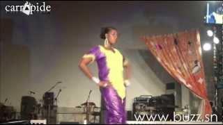 Défilé de Mode : Aby Ndour étale ses styles de grands boubous