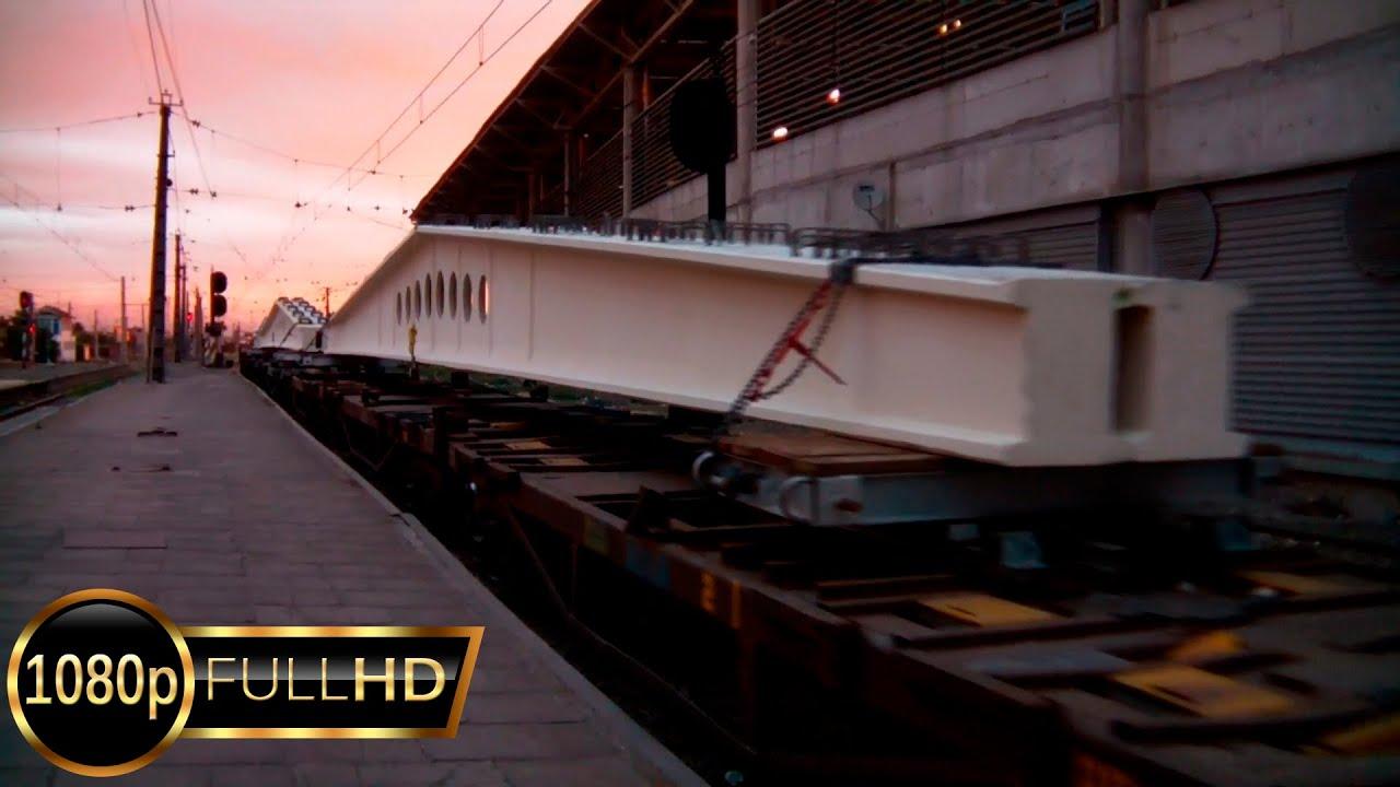 El tren de las vigas fepasa estaci n central youtube - Vigas de tren ...