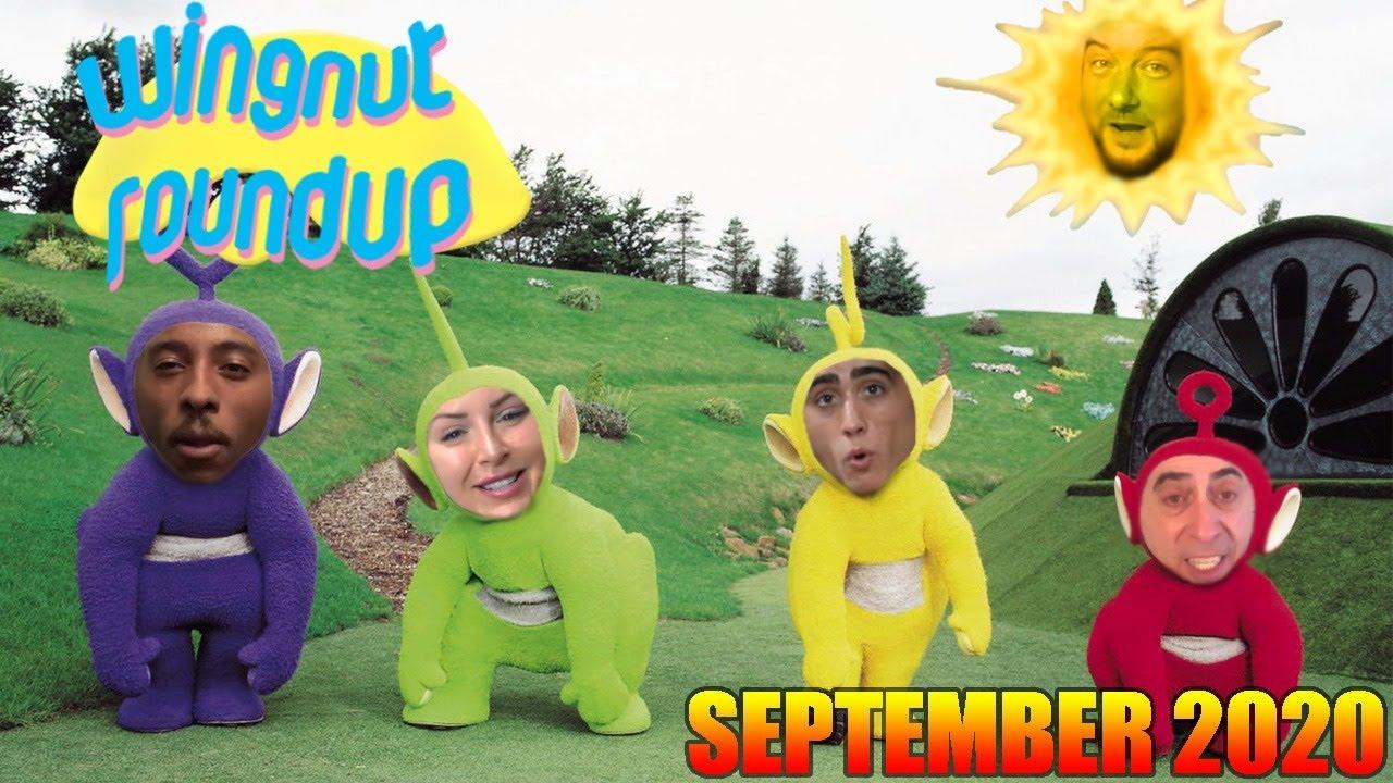 Wingnut Roundup - September 2020