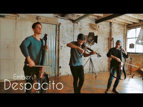 DESPACITO - Luis Fonsi (Violin and Cello Cover by EMBER) thumbnail