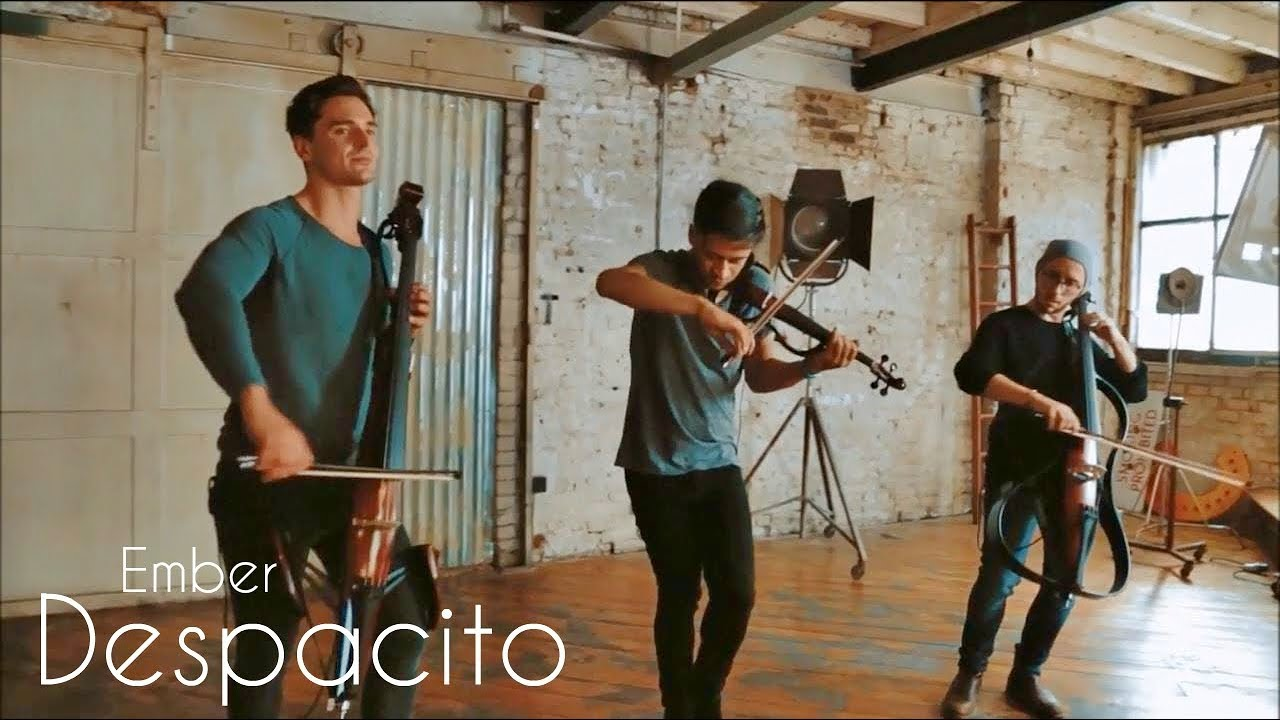 Download DESPACITO - Luis Fonsi (Violin and Cello Cover by EMBER)
