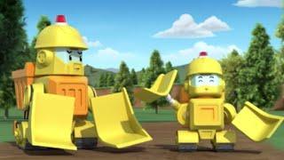 Робокар Поли - мультики про машинки - NEW! -  Мой надоедливый младший брат (4 серия) thumbnail