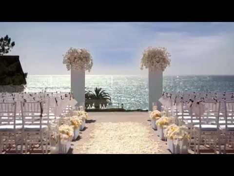 L Auberge Del Mar on San Diego Wedding TV