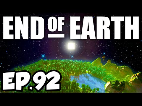 End of Earth: Minecraft Modded Survival Ep.92 - TIER 5 ROCKET!!! (Steve's Galaxy Modpack)