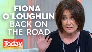 Fiona O'Loughlin opens up about alcoholism   TODAY Show Australia