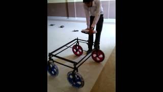 Best mechanical engineering project bsacet 2015