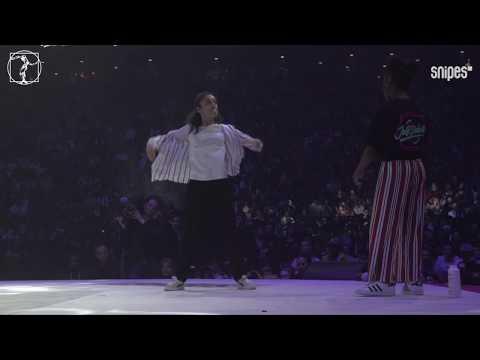 Junior Dance Tour quarter final - Juste Debout 2019 - Darren vs Sarah