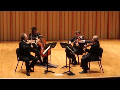 Joseph Haydn String Quartet in F Major, Op. 74, No. 2