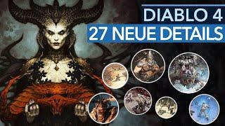27 neue Details zu Diablo 4