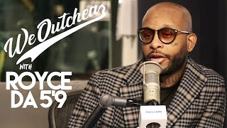"Royce Da 5'9"" talks Grammys, Benny The Butcher, 2019 goals and more on Shade 45!"
