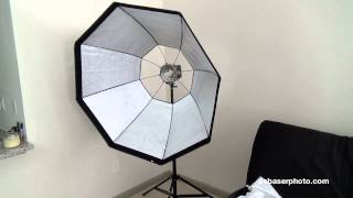 Fotodiox Pro Octagon Softbox Review Part 1: Unboxing and Assembly
