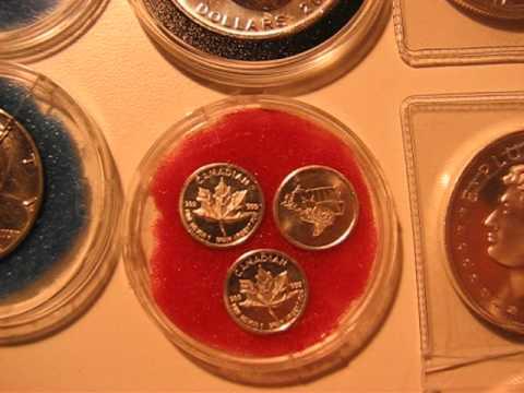 Silver Bullion 1 oz coins