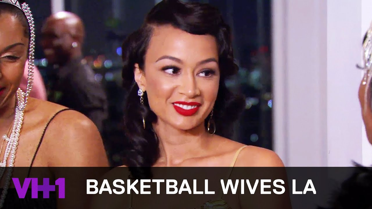 Basketball wives la draya the name in everyones mouth vh1 basketball wives la draya the name in everyones mouth vh1 youtube voltagebd Images