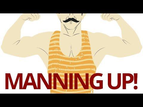 The Vortex—Manning Up!
