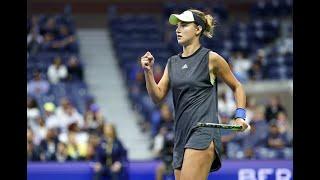 Sloane Stephens vs Anna Kalinskaya | US Open 2019 R1 Highlights