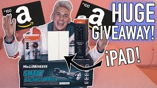 HUGE FAN APPRECIATION GIVEAWAY! $1,200 in GIFTS! thumbnail