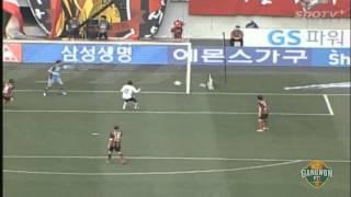 K리그 클래식 9라운드 강원FCvsFC서울 하이라이트